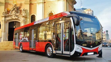Primăria Brașov cumpără 32 de autobuze electrice SOR