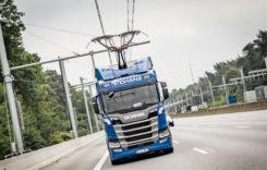 Studiu: Camioanele cu pantograf, o soluție viabilă