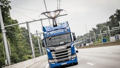 Spedition Schanz, primul utilizator al autostrăzii electrice din Germania