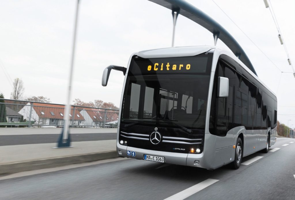 Test Mercedes-Benz eCitaro