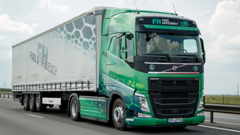 Test Volvo FH Fuel & Efficiency