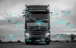 Daimler învață camioanele să facă plăți