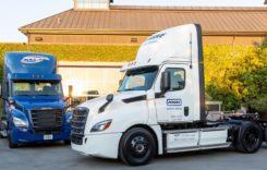 Primele camioane electrice Freightliner eCascadia livrate