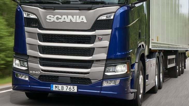 Scania introduce motorul de 13 litri și 540 CP