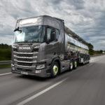 Scania introduce o alarmă pentru furtul de carburant