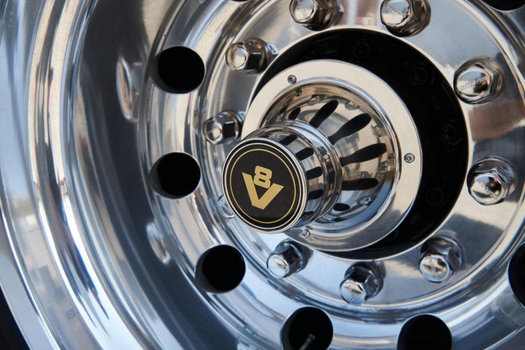 Scania va dezvolta în continuare motoare V8