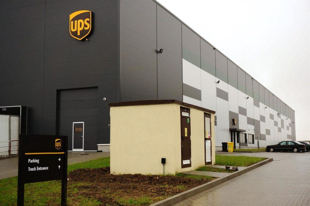 UPS Romaânia