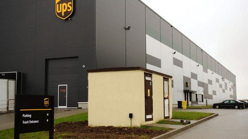 UPS România