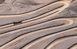Un camion Scania V8 ajută la căutarea aurului în Anzi