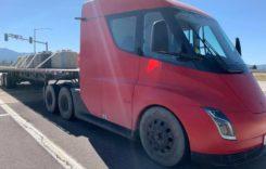 Tesla Semi a depășit în teste autonomia estimată