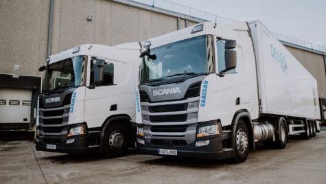 Dependența provocată de camioanele alimentate cu LNG