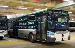 Proiectul Iveco Bus cu autobuze autonome începe în 2021