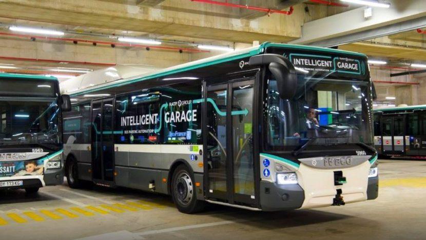 Iveco Bus autobuze autonome