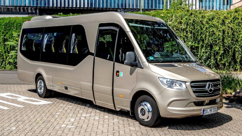 Mercedes-Benz prezintă Sprinter Travel 75