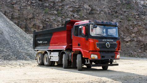 ATP va produce în România camioanele Truston