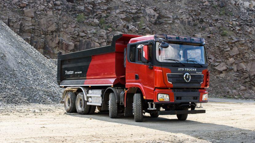 ATP va produce camioanele Truston în România