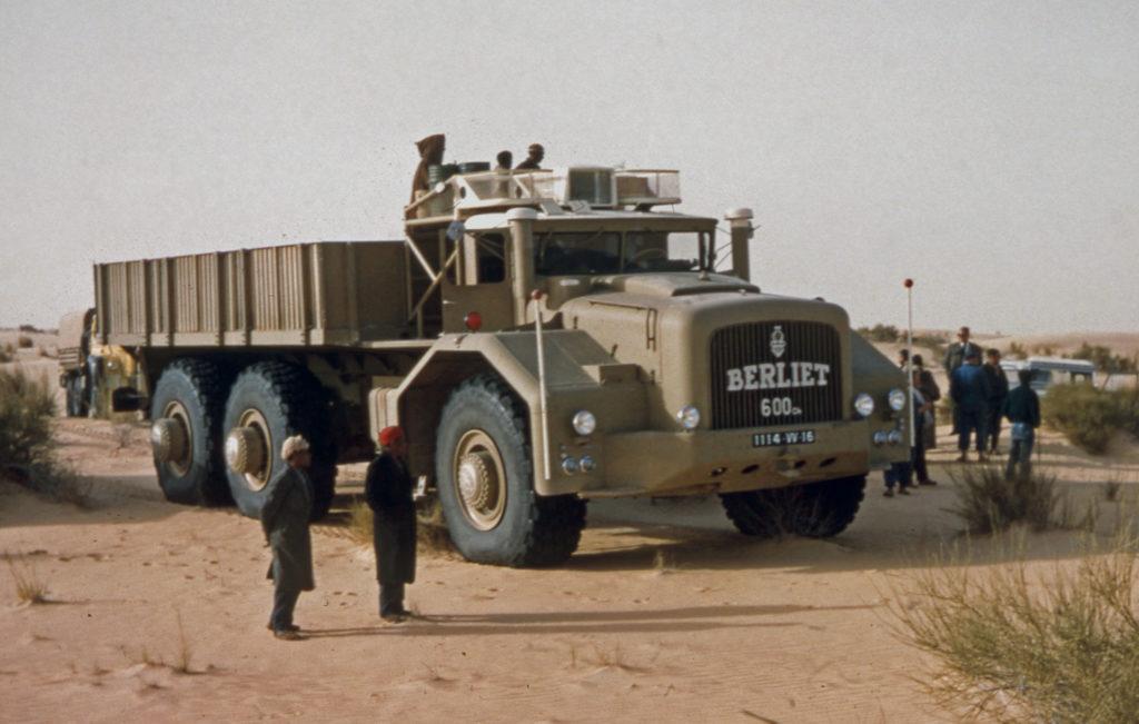 Berliet T100