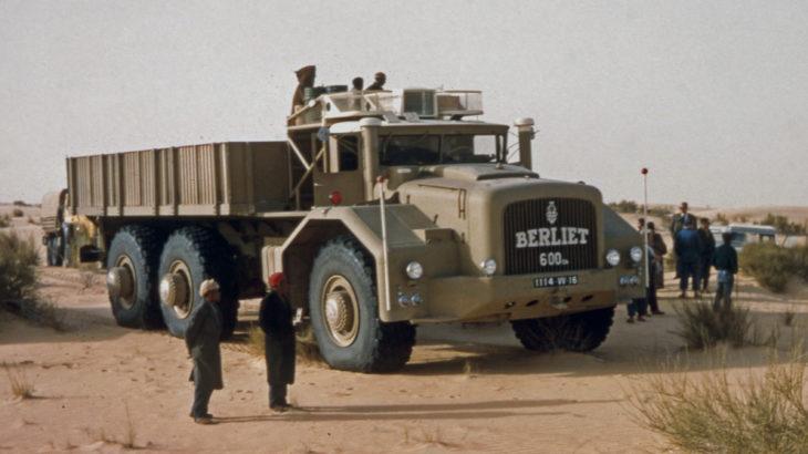 Renault Trucks scoate la plimbare legendarul Berliet T100