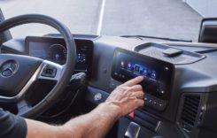 Conectivitate maximă cu Mercedes-Benz Truck App Portal