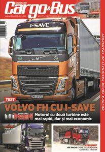Coperta Cargo&Bus 275 Septembrie 2019