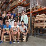 Gebrüder Weiss România instruiește 177 de angajați din fonduri UE