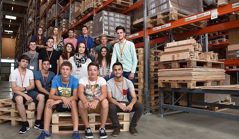 Gebrüder Weiss România instruiește angajați din fonduri UE