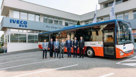 Iveco Crossway atinge un nou record: 40.000 de unități livrate