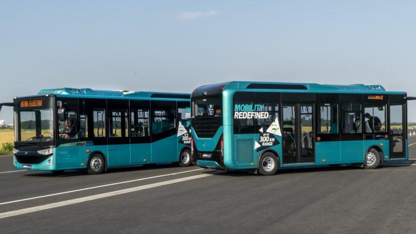 autobuz Karsan Atak Electric Autonom România