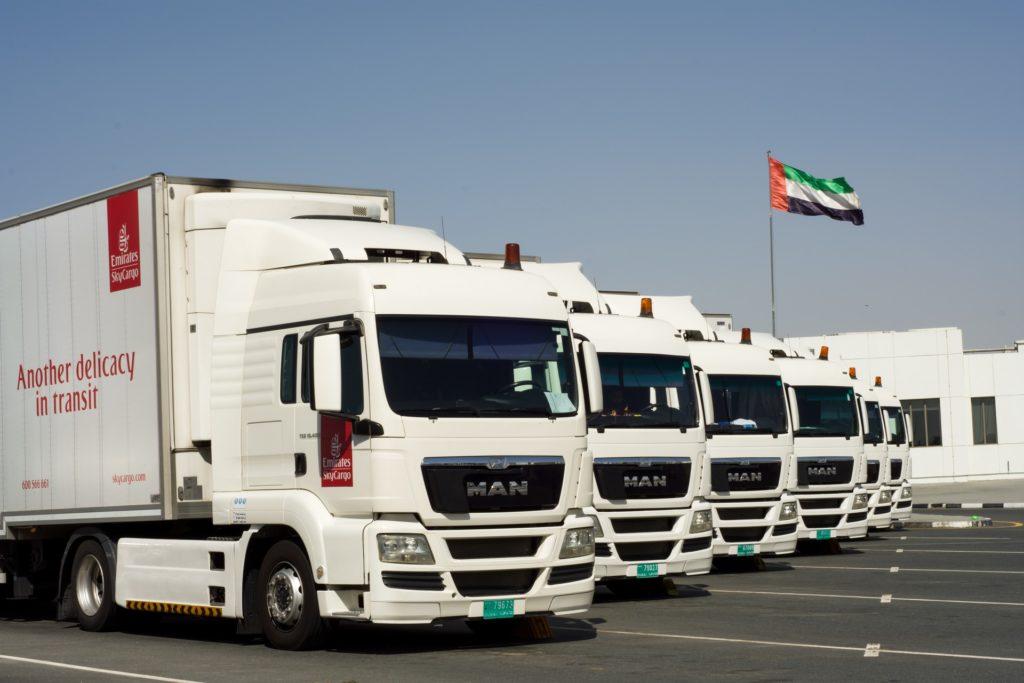 Emirates SkyCargo se bazează pe MAN TGS