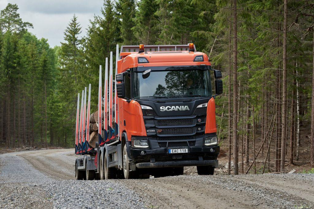 Scania Digital Twin, următorul nivel pentru întreținerea predictivă