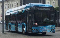 Autobuzul Solaris cu hidrogen: noi teste și prima comandă