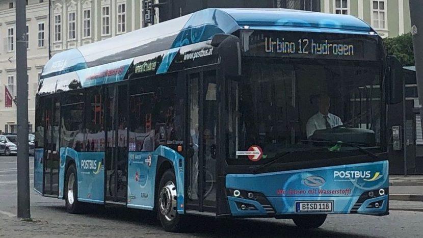 Noi teste și prima comandă pentru autobuzul Solaris cu hidrogen