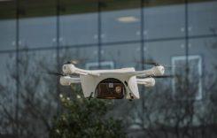 UPS solicită certificare pentru servicii de livrare cu drone
