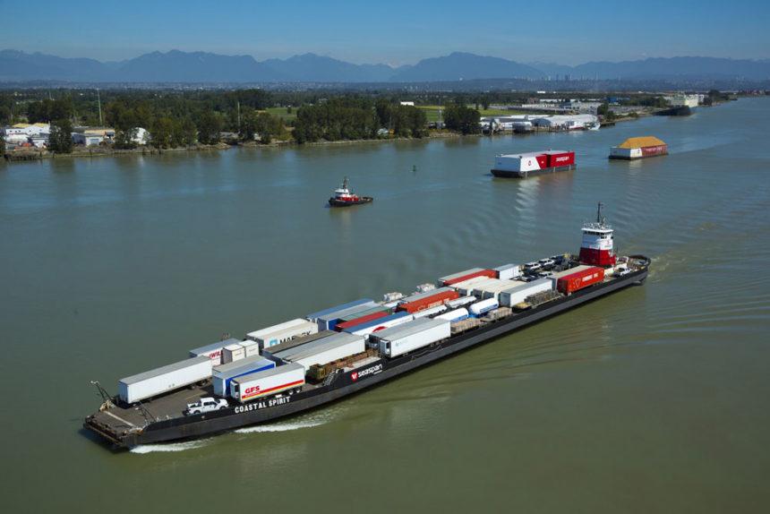 UTA își extinde rețeaua de transport cu feribotul