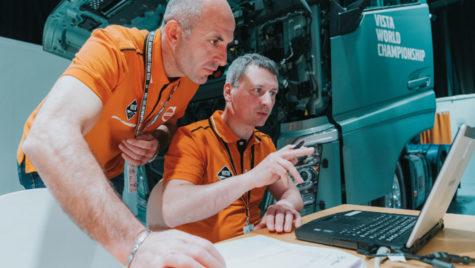Începe VISTA, competiția pentru personalul de service Volvo
