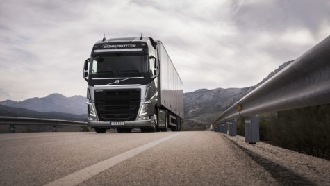Volvo FH cu I-Save, eficiența dusă la extrem