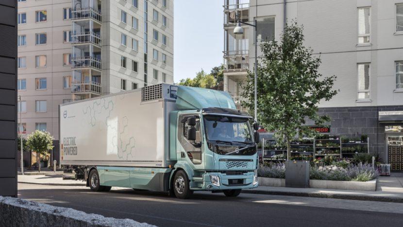 Volvo FL electric Trecerea la camioane electrice