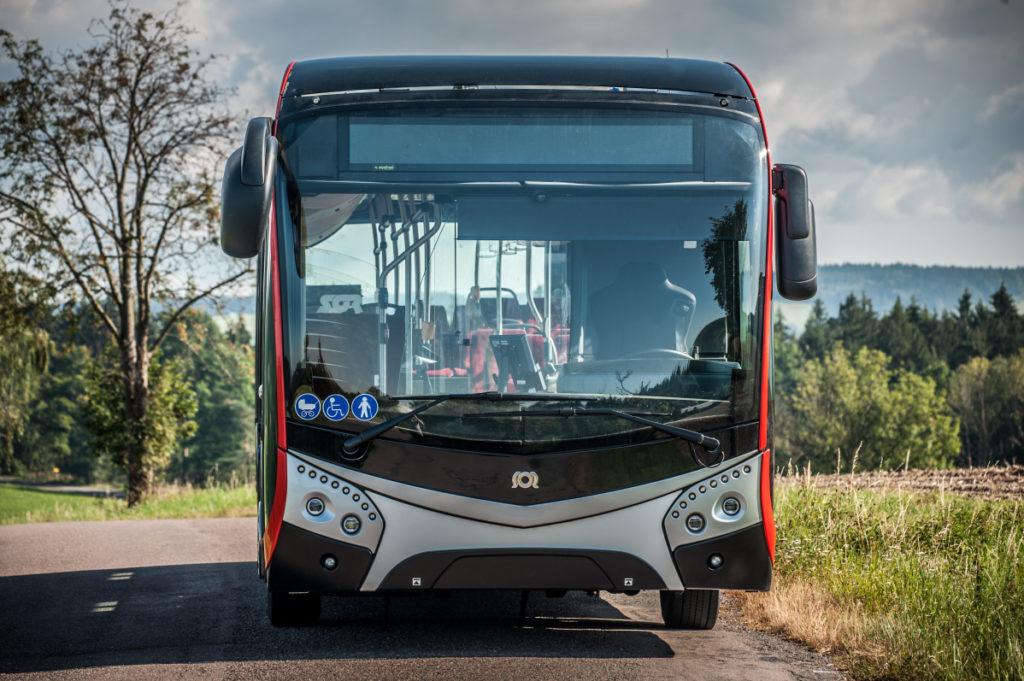 20 de autobuze electrice SOR pentru orașul Zalău