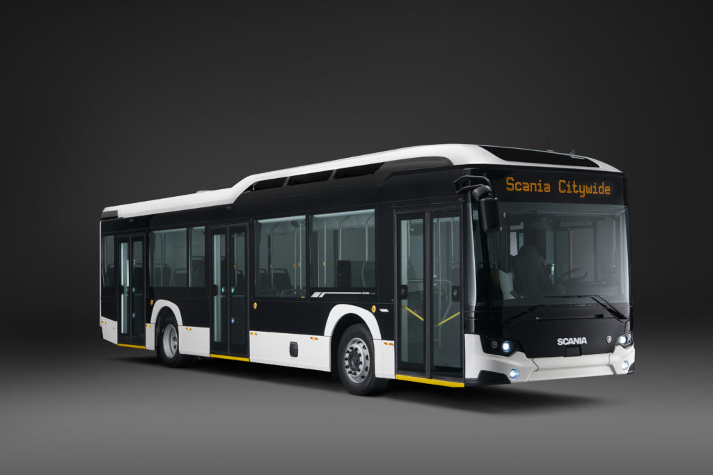Scania Citywide Busworld 2019