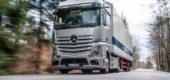 Părerile șoferilor despre noul Actros