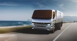 FUSO Vision F-Cell