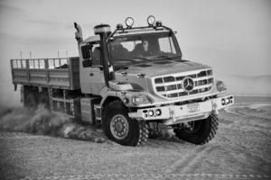 Specialistul off-road Zetros primește o nouă generație