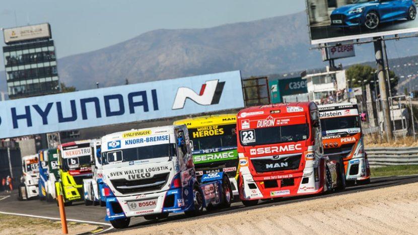 Titluri Iveco în FIA ETRC 2019