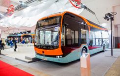 """BYD a prezentat """"autobuzul viitorului"""" la Busworld"""