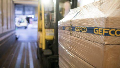 GEFCO România, volume mai mari în regim de grupaj