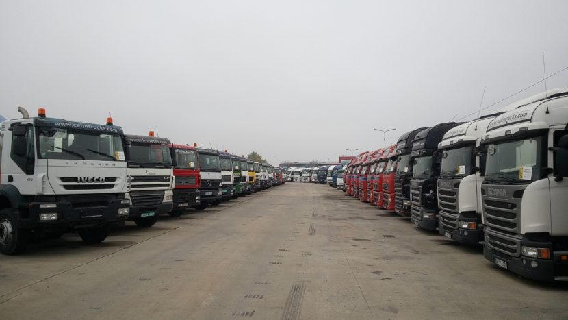 Cefin a lansat un nou concept de vânzare de camioane rulate