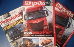 A apărut Cargo&Bus nr. 276, ediția octombrie 2019