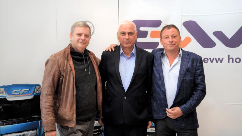 EVW Holding, parteneriat cu Turbos Hoet Group