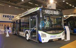 Comandă pentru 409 autobuze Iveco Urbanway NP