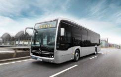 Mercedes-Benz eCitaro, prezentat în România
